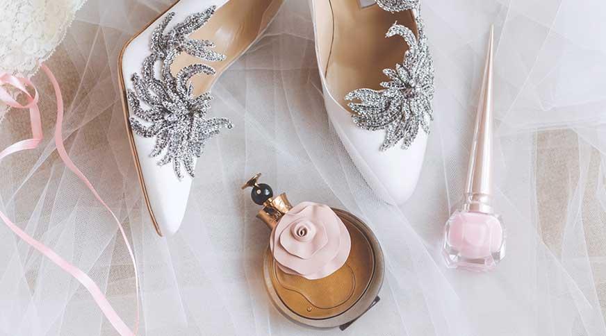عطر زنانه برای روز عروسی