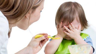 کودک بد غذا