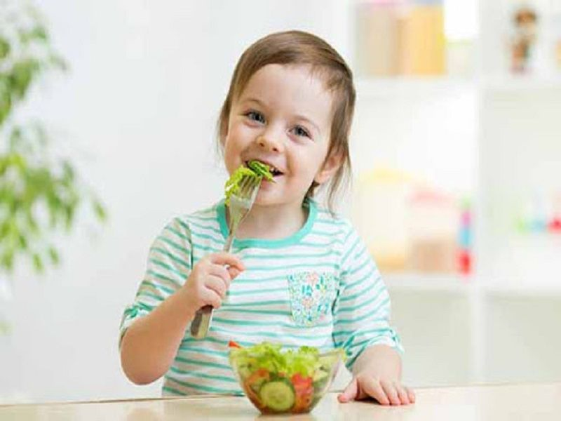 تغذیه در کودکان