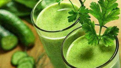 پنج نوشیدنی سبز برای رسیدن به وزن ایدهآل