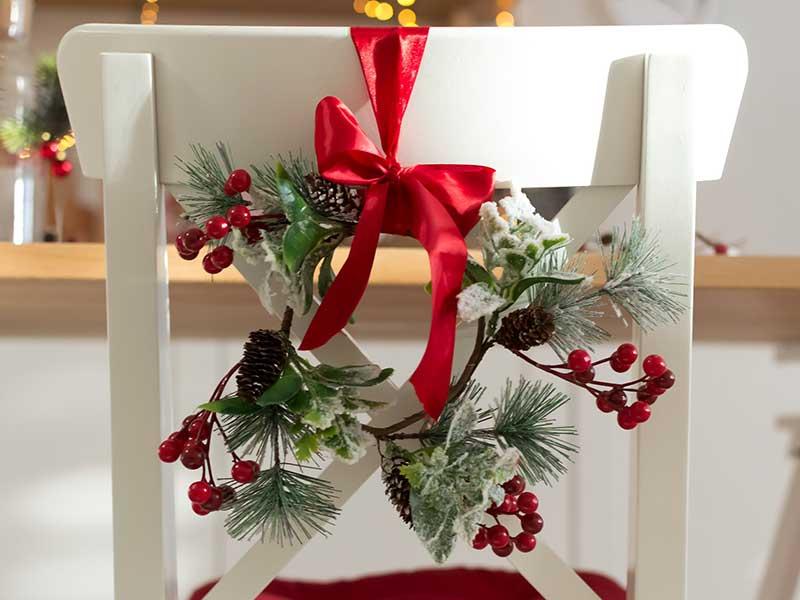 آشپزخانه تان را کریسمسی کنید