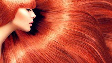 رنگ موهایم نارنجی شده، چگونه آن را پاک کنم؟