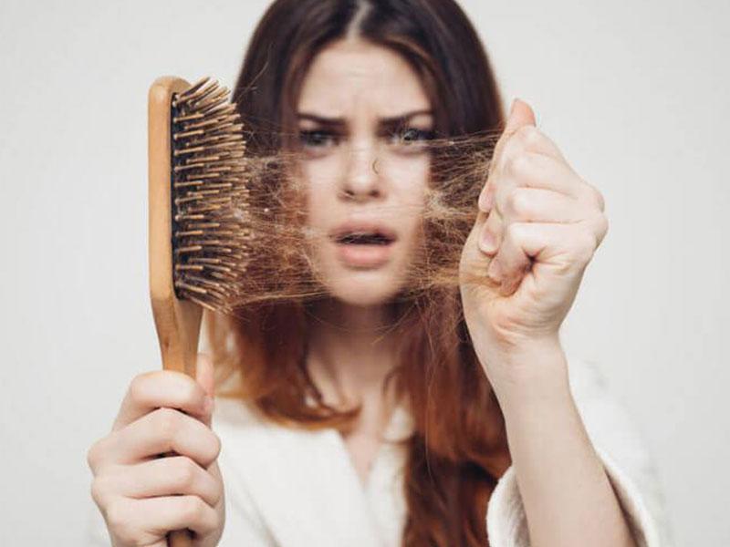 جلوگیری از ریزش مو در رژیم