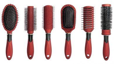 تفاوت بین برس های مو چیست؟