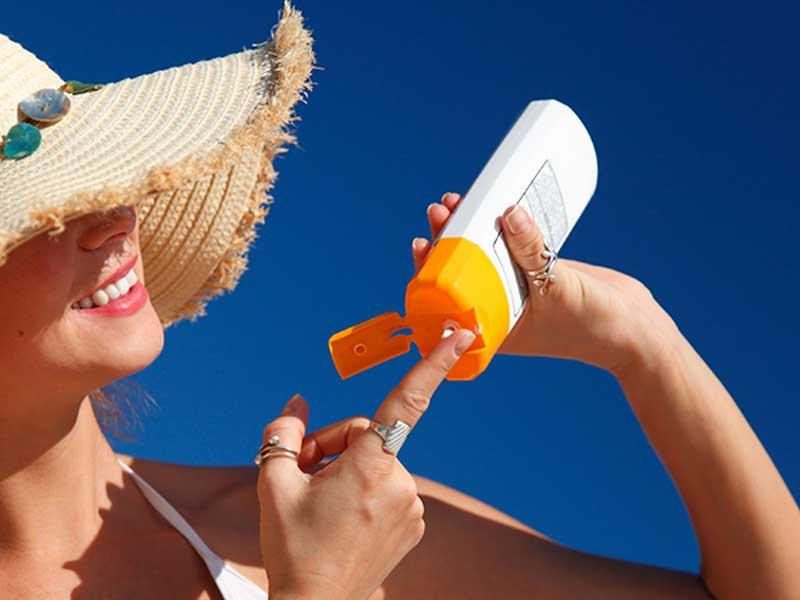 بهترین کرم ضد آفتاب