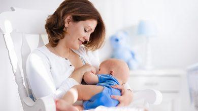 راهکار هایی برای افزایش شیر مادر