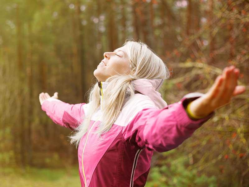 کاهش استرس با تمرینات تنفسی