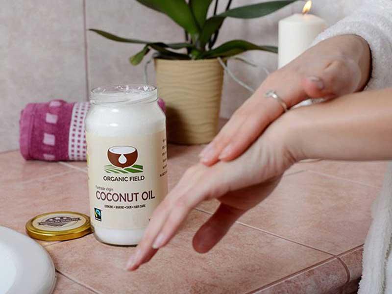 خواص روغن نارگیل برای پوست و مو