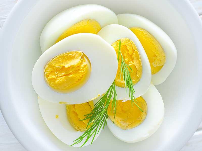 رژیم لاغری با تخم مرغ