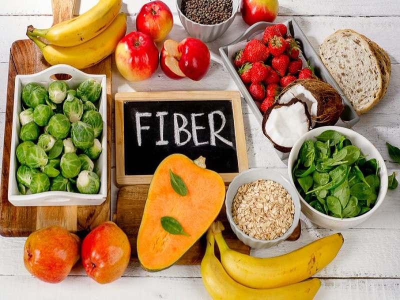 نقش فیبرها در لاغری - فیبرها چه نقشی در لاغری و کاهش وزن دارند؟