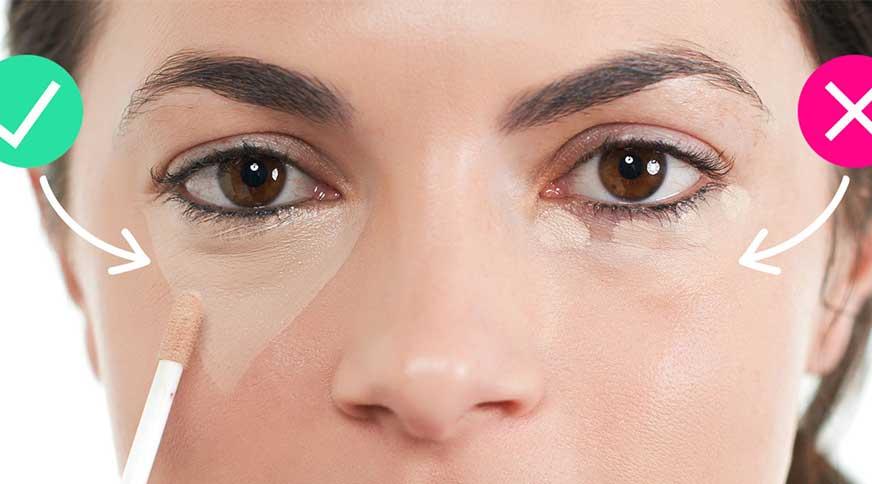 ترفندهایی برای بزرگ نشان دادن چشمها