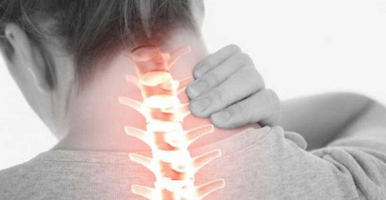 درد گردن