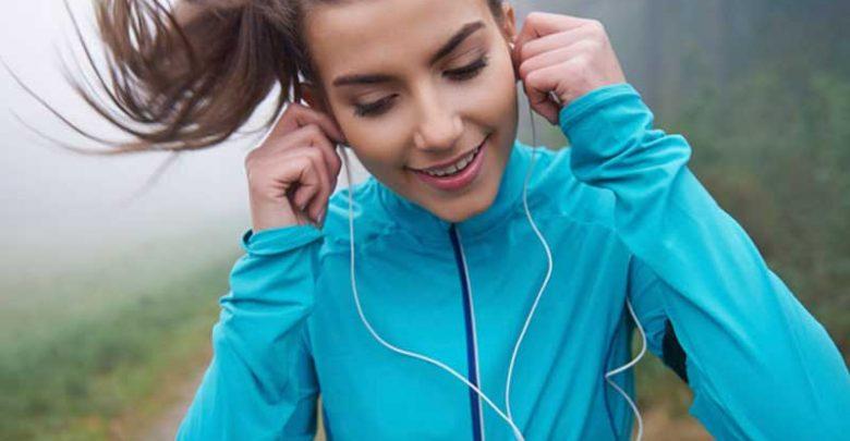 تاثیر خارق العاده ی موسیقی هنگام ورزش