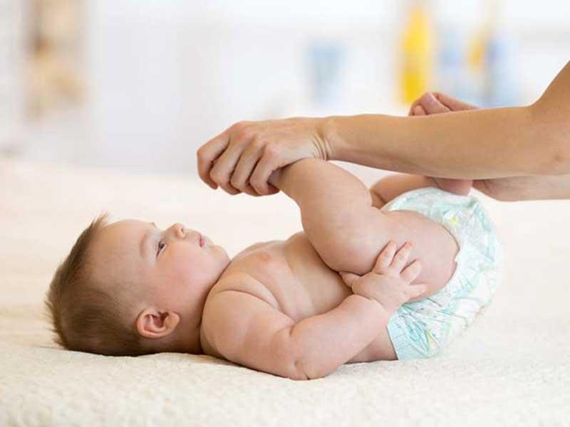 علل و درمان کار نکردن شکم نوزاد